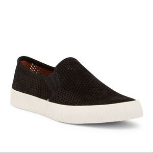 Frye Camille Perforated Slip-On Sneaker